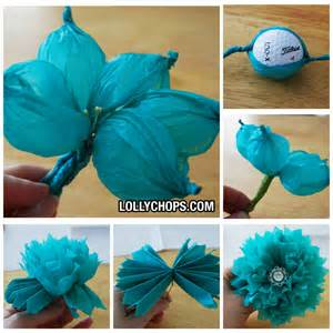Crafts Made Out Of Tissue Paper » Home Design 2017
