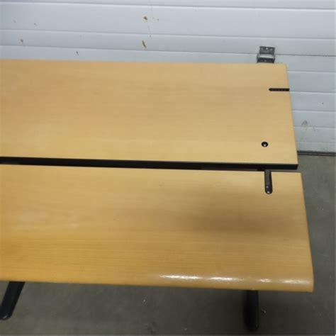 Herman Miller Height Adjustable Sit Stand Workstation Desk Herman Miller Adjustable Height Desk