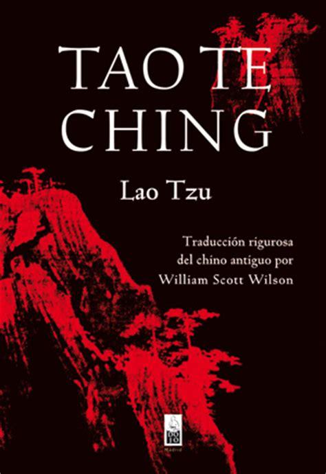 libro tao te ching coterie distribuciones alfaomega s l tao te ching tzu lao wilson william scott 9788493784539