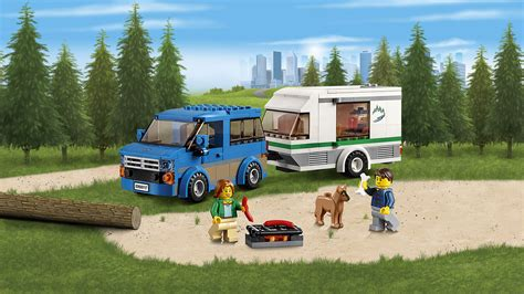 60117 Lego City And Caravan 60117 and caravan lego 174 city products and sets