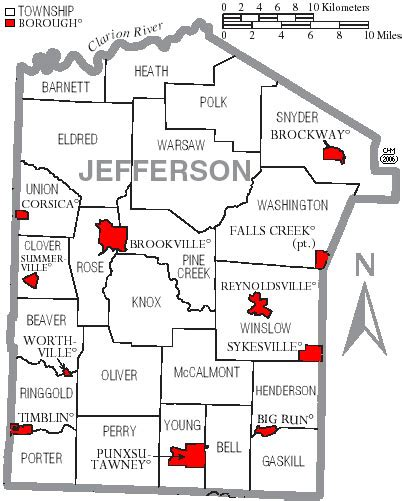Jefferson County Birth Records Jefferson County Pennsylvania Genealogy Records Deeds Courts Dockets Newspapers