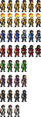 mortal kombat klassic ninja 4 inch action figure 6pack