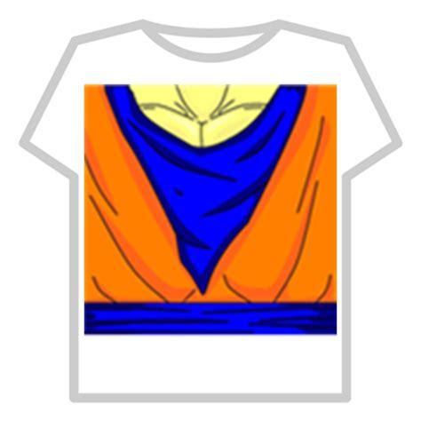 imagenes de goku roblox goku t shirt roblox