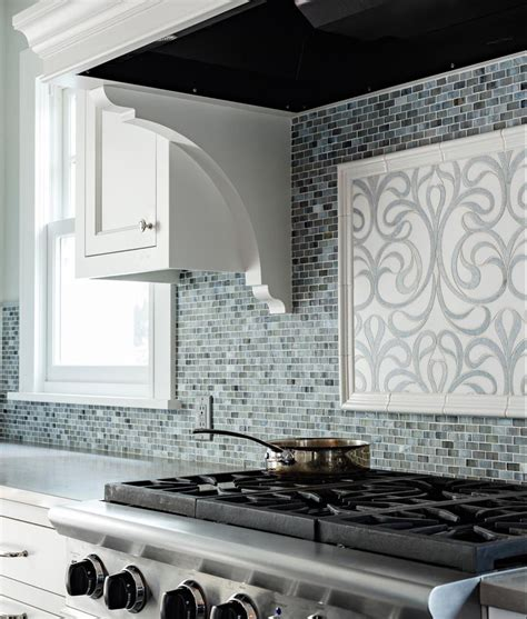 kitchen backsplash tile glass