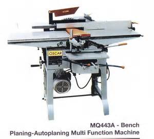 Mesin Bor Portable Multi Guna oscar bench planing autoplaning multi fungtion machine type mq443a products of mesin oscar