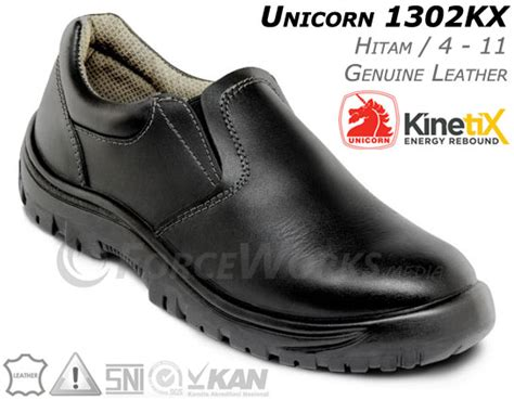 Sepatu Unicorn safety shoes unicorn sepatusafetyshoes