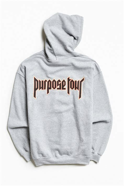 Sweater Bieber Purpose justin bieber purpose tour hoodie sweatshirt outfitters c l o t h e s