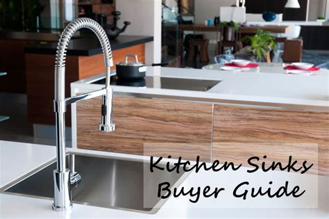 Kitchen Sink Guide Kitchen Sink Buyers Guide Heatandplumb