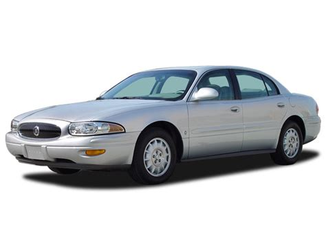 2003 buick lesabre reviews and rating motor trend