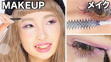 tutorial makeup jkt48 kawaii makeup before and after