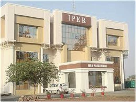 Iper Bhopal Mba Fees institute of professional education research iper