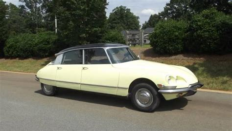 Citroen Ds21 by 1970 Citro 235 N Ds21 In South Carolina Vintage Werkes