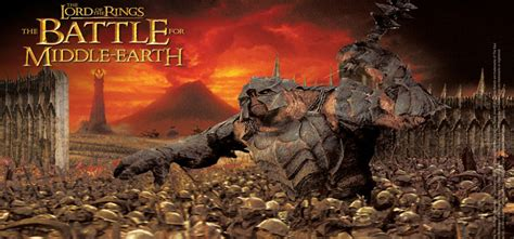 Battle Earth lotr the battle for middle earth free pc