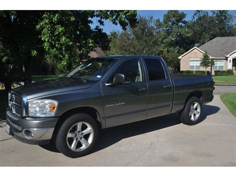 manual cars for sale 2007 dodge ram 1500 transmission control 2007 dodge ram 1500 private car sale in montgomery tx 77356