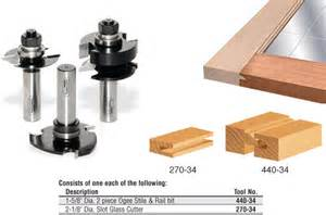 3 piece glass panel door making router bit set toolstoday industrial quality carbide tipped
