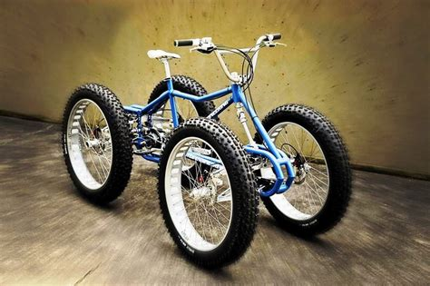 All About Bicycle 4 dig this four wheel bike what a ride