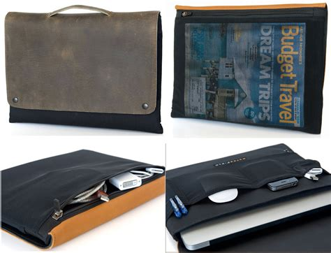 Macbook Cover For The City Slicker by Waterfield Designs Introduces The Cityslicker For The