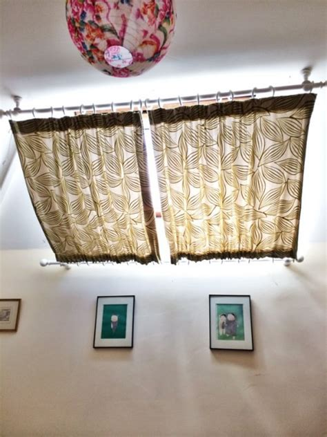 roof window curtain pin blind frame on pinterest