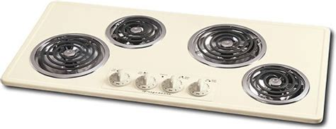 Frigidaire Cooktop Knobs by Frigidaire Fec36c2aq Electric Cooktop Porcelain Top 36