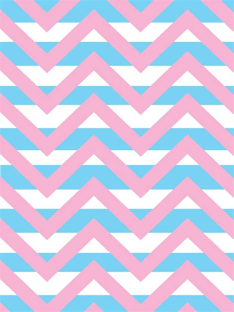 pink and blue chevron wallpaper pictures to pin on