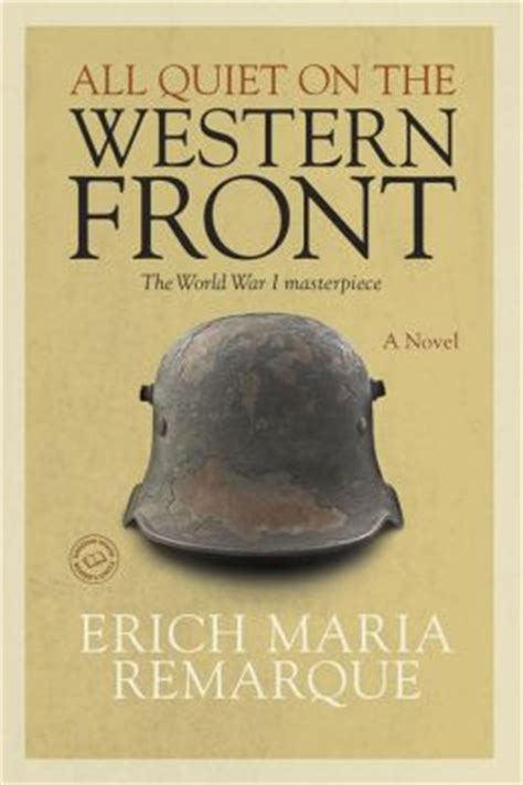 all on the western front book report all on the western front a novel by erich