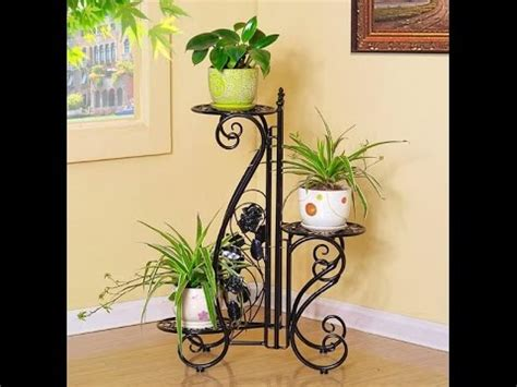 pedestales para macetas soportes metalicos para macetas