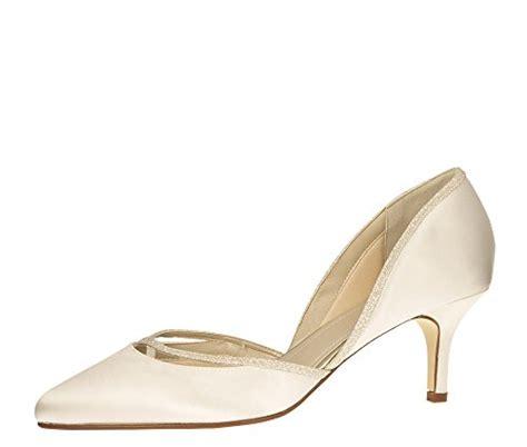 Satin Schuhe Creme by Brautschuhe Und Andere Schuhe F 252 R Frauen Top Marken