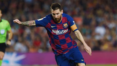 lionel messi barcelona star considered leaving club