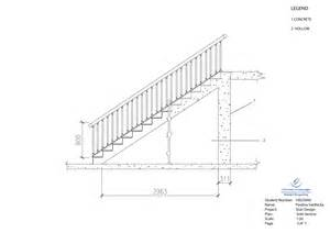 Stair Drawings by Staircase Details Drawings Pictures To Pin On Pinterest