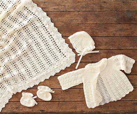baby layette knitting patterns free crochet baby layette pattern archives crochet kingdom 4