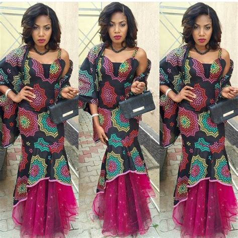 latest ankara long style gown amazing wedding guest long gowns lace ankara inspired