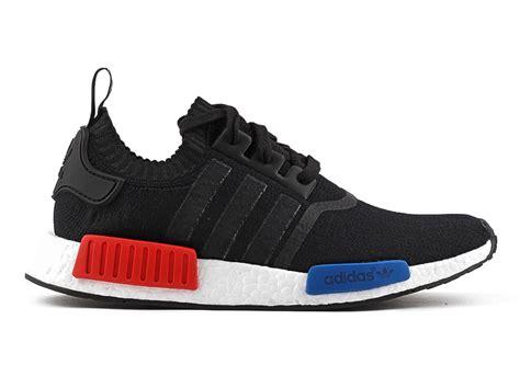 Sepatu Adidas Nmd R1 Og Primeknit adidas nmd r1 primeknit og black release date sneaker bar detroit
