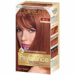 loreal auburn hair color l oreal light auburn hair color drugstore l oreal