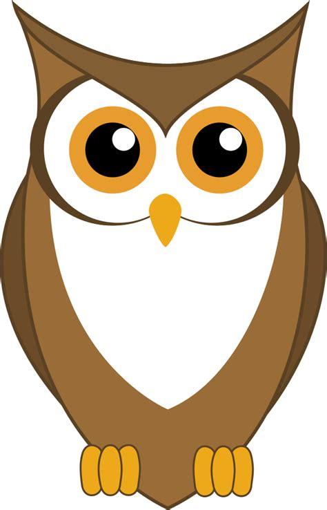 owl clipart onlinelabels clip owl vector