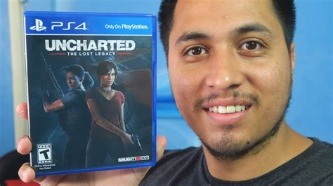 Ps4 Uncarted Thelost Legacy uncharted the lost legacy ps4 unboxing