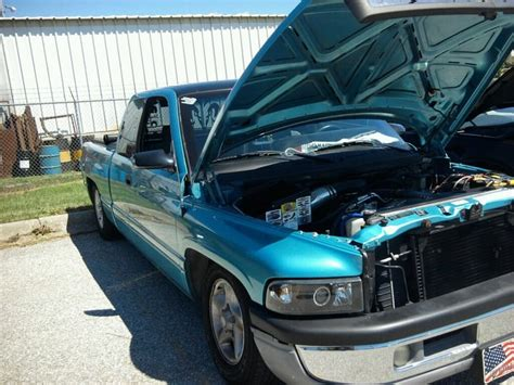 custom 96 dodge ram 96ramc 1996 dodge ram 1500 club cabshort bed specs photos