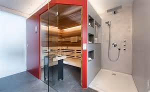 schwimmbad dusche sauna designkabinen individueller saunabau starke b 228 der