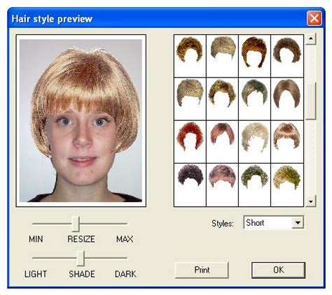 haircuts at home app download free free hair style program software letitbitelite
