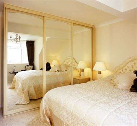 Glass Bedroom Doors Sliding Mirror And Glass Doors Fitted Bedrooms And