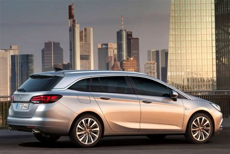 Opel Astra Sport Tourer by 2016 Opel Astra Sports Tourer Revealed