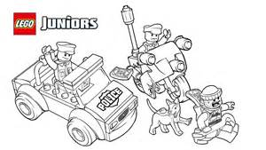 lego 10675 police big escape 1 coloring sheet lego 174 coloring sheets lego