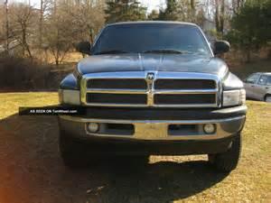1999 dodge ram 2500 4x4 diesel