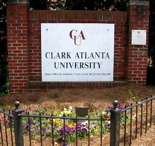 Universities In Atlanta For Mba by Clark Atlanta Is A Historically Black