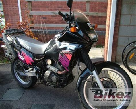 Suzuki Rs 1992 Suzuki Dr 650 Rs Specifications And Pictures