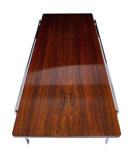 arne jacobsen coffee table arne jacobsen model 3501 rosewood coffee table for sale at