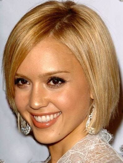 bob haircut jessica alba hairstyle bobs kantara fashion