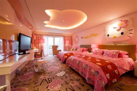 hellokitty bedroom nice decors 187 blog archive 187 hello kitty room designs a