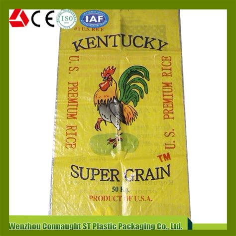 made woven polypropylene bags feed bags for