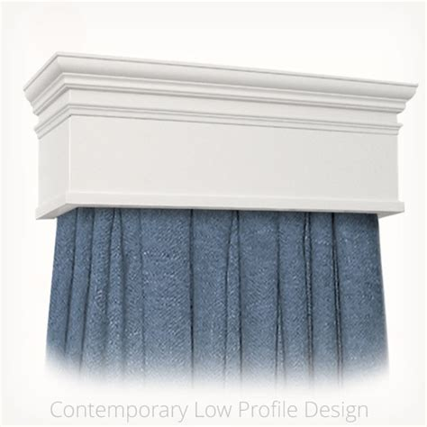 Contemporary Window Cornice V Sconce Palisade Ii Window Cornice Contemporary