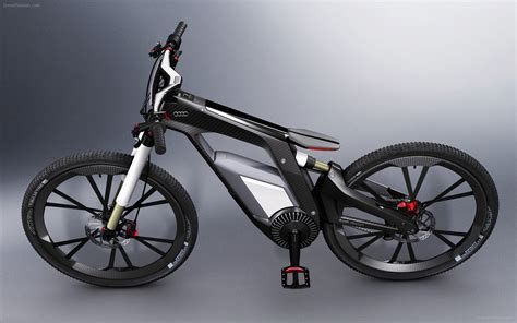 audi bicycle audi e bike concept